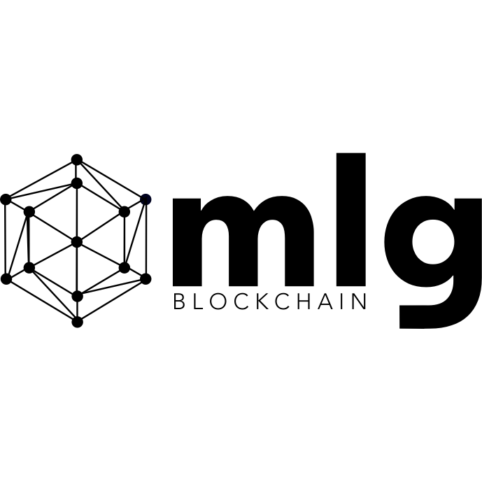 MLG Blockchain - Black