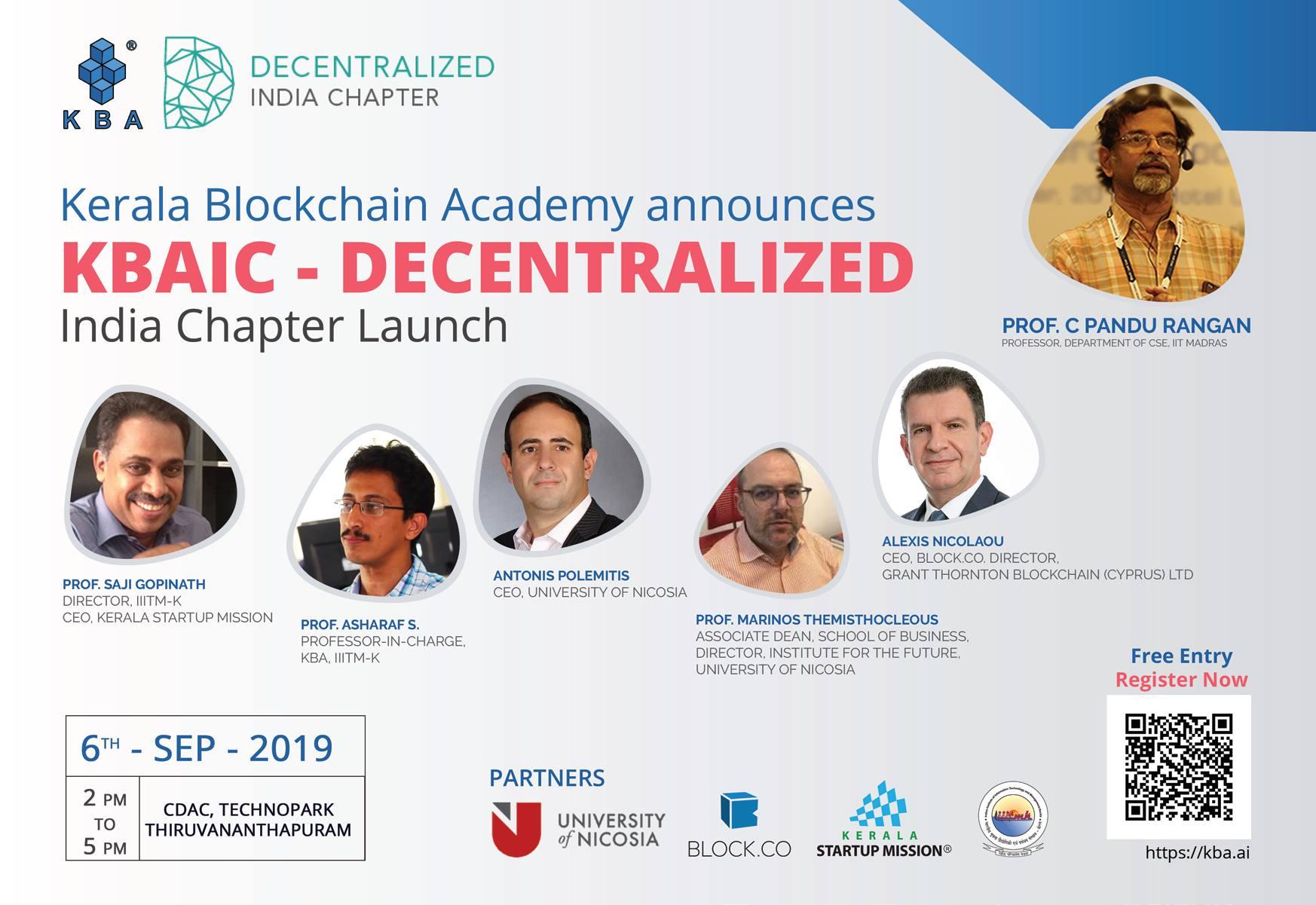 Kerala Blockchain Academy